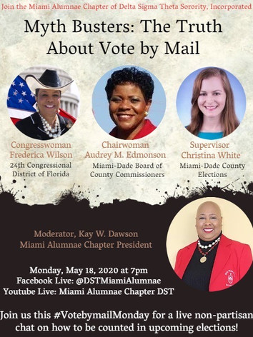 MYTHBUSTERS: THE TRUTH ABOUT VOTE BY MAIL