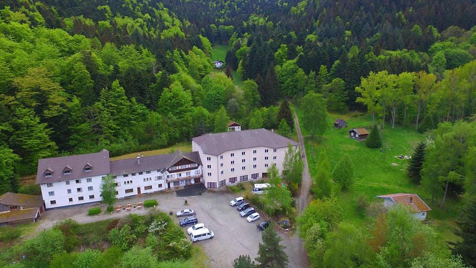 Das Hotel-Restaurant Domaine Langmatt
