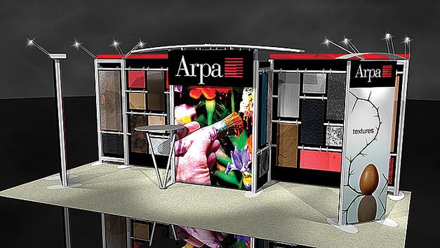 Arpa exhibit