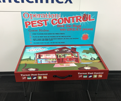Turner pest Control operation game