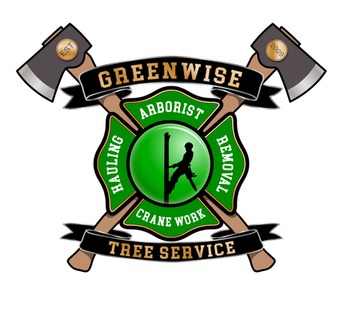 custom logo for Greenwise Tree Service