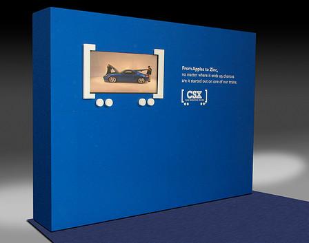 CSX.10' display