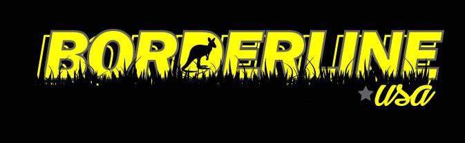 Borderline's new logo.