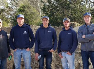 Superior Hardscapes attends Borderline's 2 Day Pro Training!
