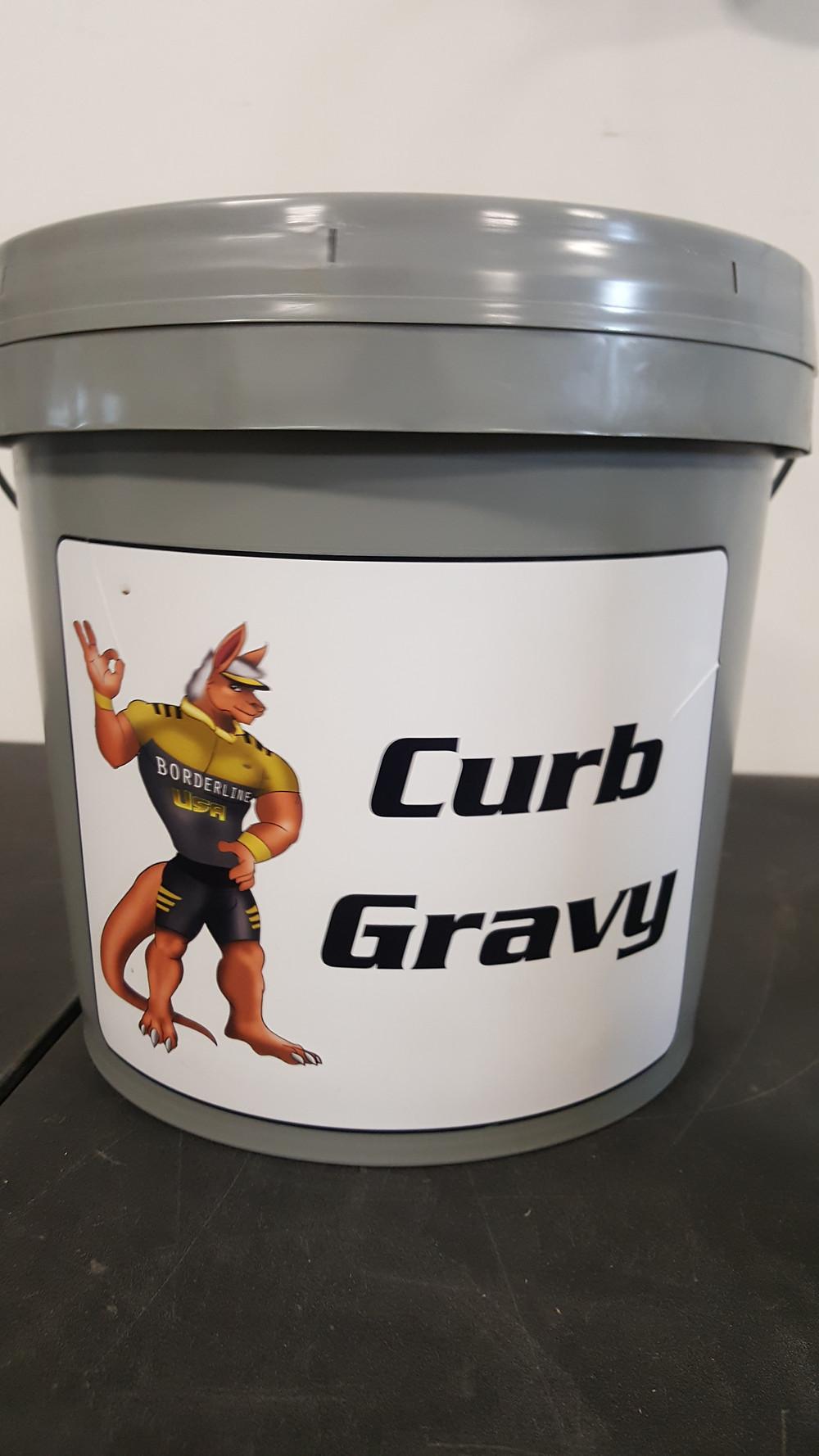 Curb Gravy - Borderline USA