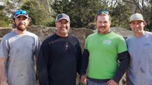 RYS CURBING attends Borderline's Pro Training in Rockvale, Tenn!!