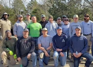 Tennessee Valley Curbing attended Borderline USA's Pro Training.