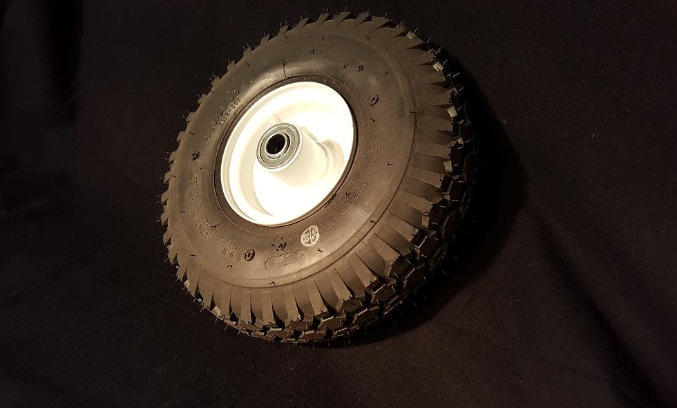 Curb Machine Tire