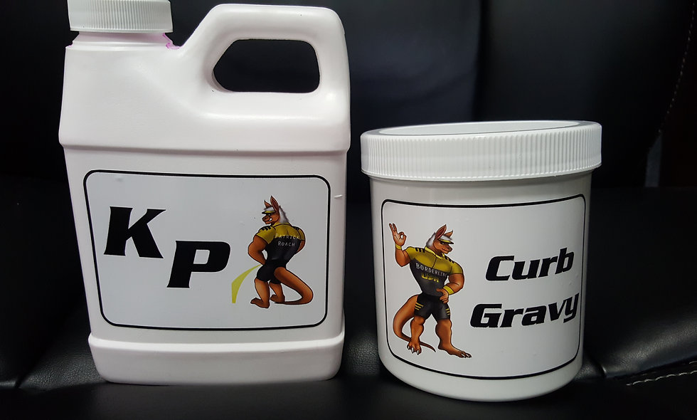 Sample Pack - Curb gravy and Piss - Limit 1 per customer