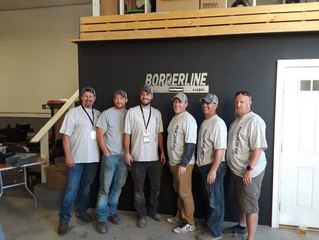 USACURB Attends the Borderline Rendezvous!!