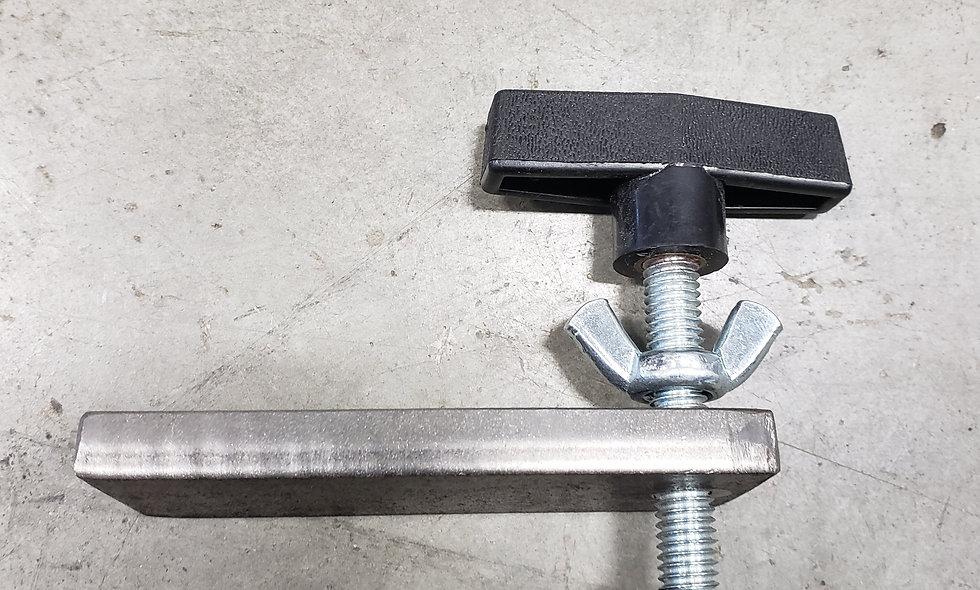 Wheel Brake for Curb Machine - Borderline or Tygar