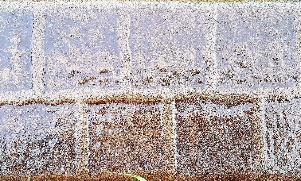 Reversed Textured Brick