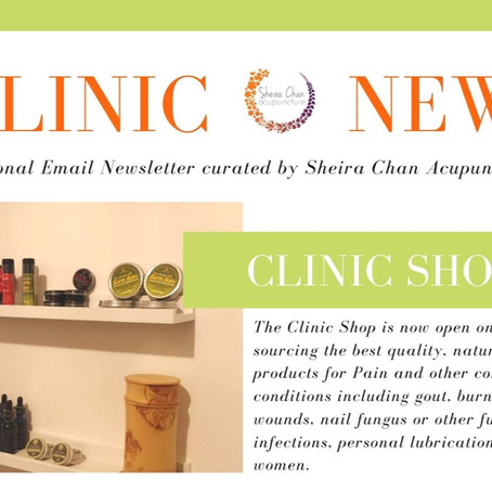 Spring 2021 - Clinic news