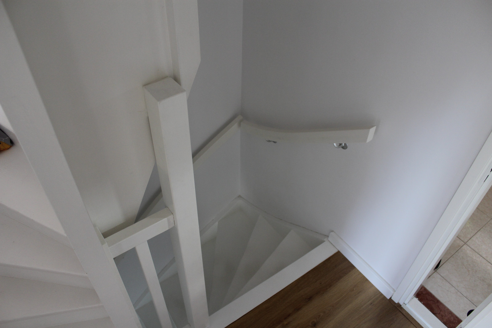 Voorbeelden meester in houten trappen