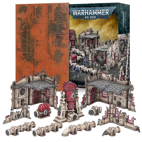 Warhammer 40,000 Command Edition Battlefield Expansion Set