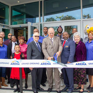 Gateway Arena Ribbon Cutting.jpg