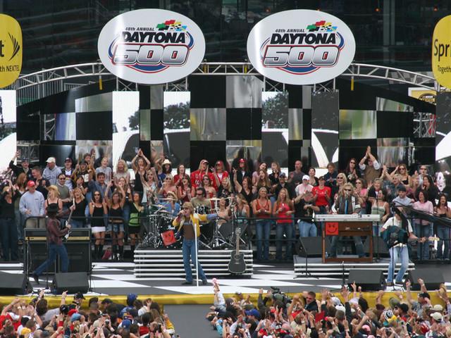 D500 Pre-Race Show