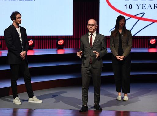STUPID=DEAD ! Simon Collins Speaks at Copenhagen Fashion Summit 2019