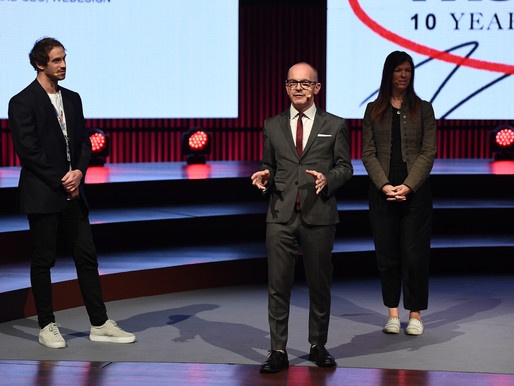 STUPID=DEAD ! Simon Collins Speaks at Copenhagen Fashion Summit 2019
