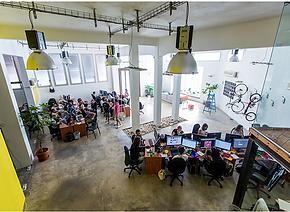 オープンオフィススペース