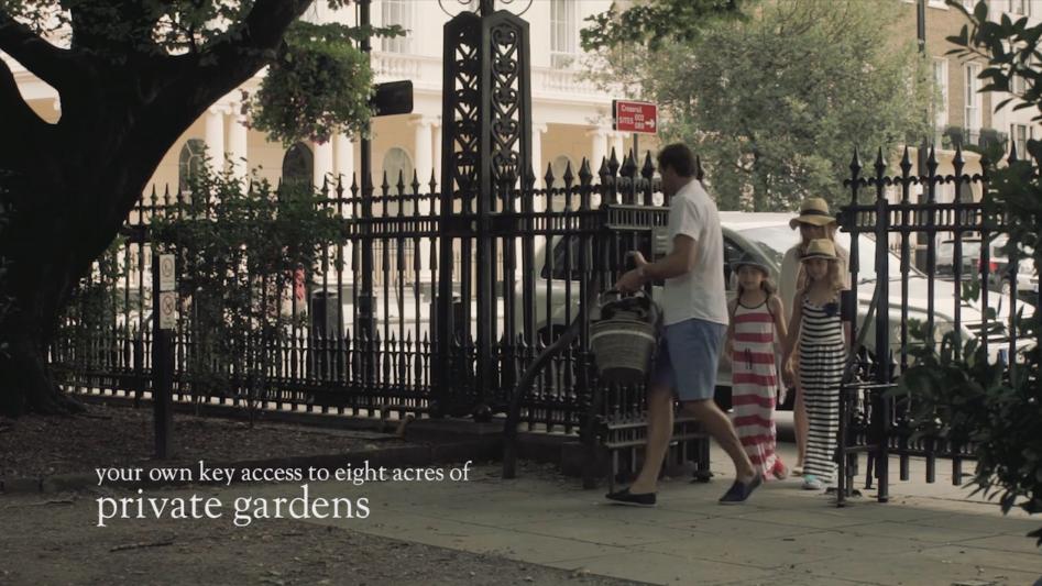 Architectural film - Park Crescent