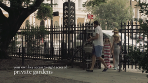 Architectural film - Park Crescent
