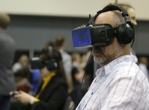 Virtual Reality's time is coming.. (finally)