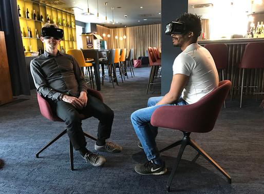 VR at Curzon cinema