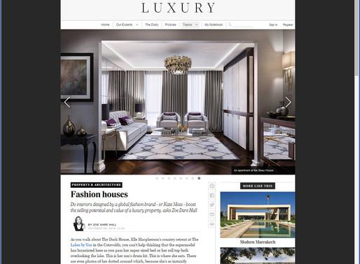 Beau House – 'fashion house'