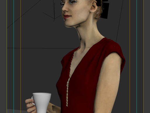 3D People - getting better