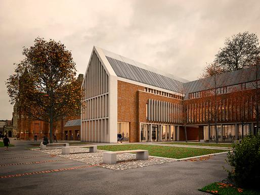St Edward's School 'Velodrome' given approval