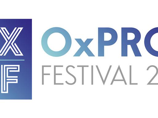 OxPROP FESTIVAL 2018