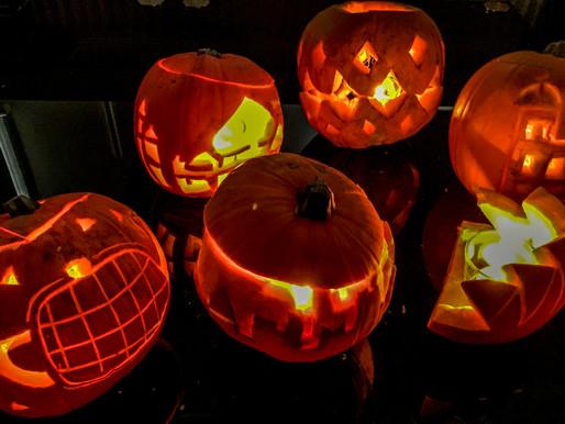 Halloween visualisation?