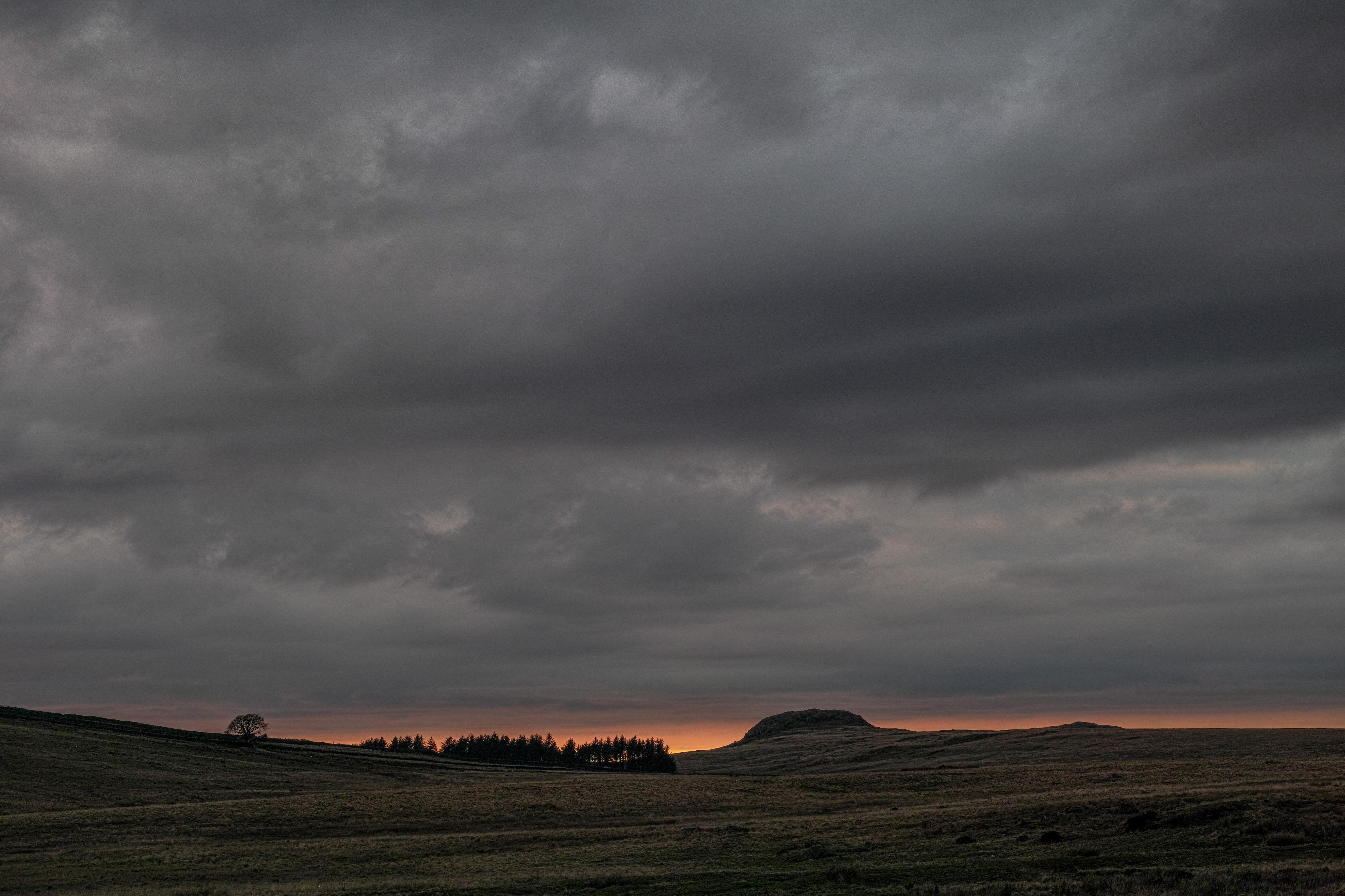 Cumbrian Sky