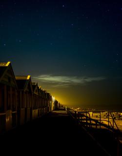 Midnight Beach Huts