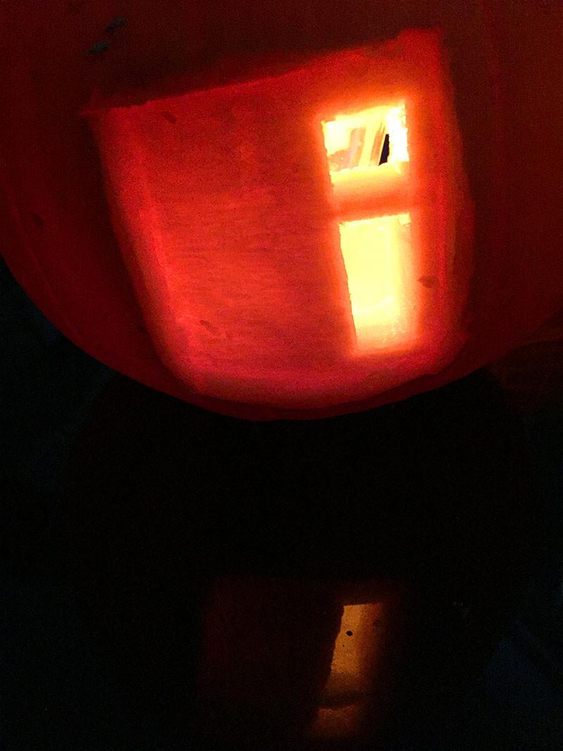 Blink Image Pumpkin Logo