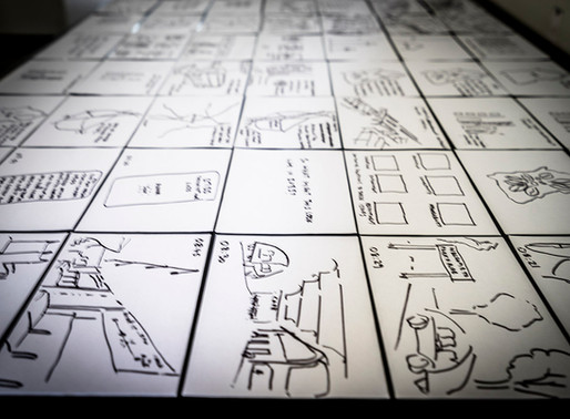 The importance of storyboarding