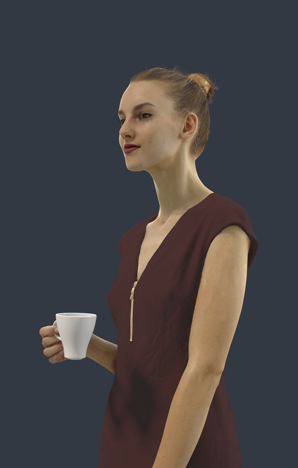3d person rendered
