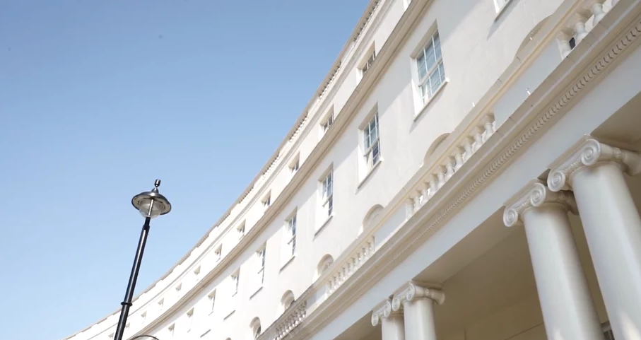Architectural film - Pall Mall