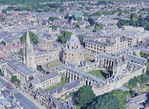 Oxford: now in 3D!