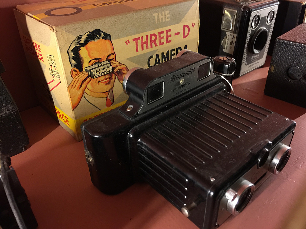 The Three-D Camera