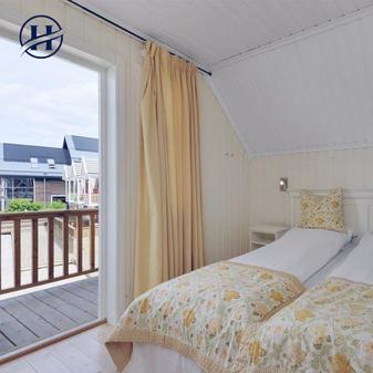 Holmsbu Resort - Sjøbod - Soverom.png