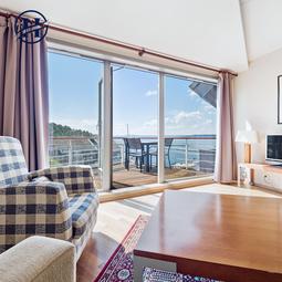 Holmsbu Resort - Familieleilighet - Stue