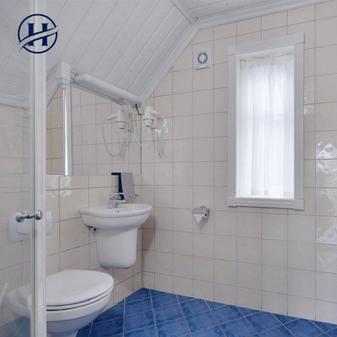 Holmsbu Resort - Sjøbod - Bad 2. etasje.