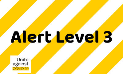 Online Classes and Alert Level 3