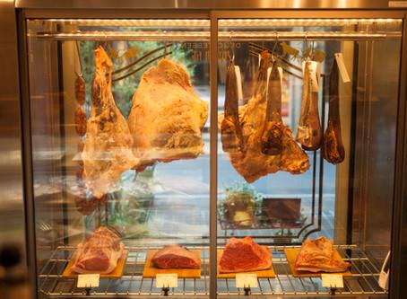 熟成肉の作り方