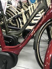 Vélos à assistance électrique Granville