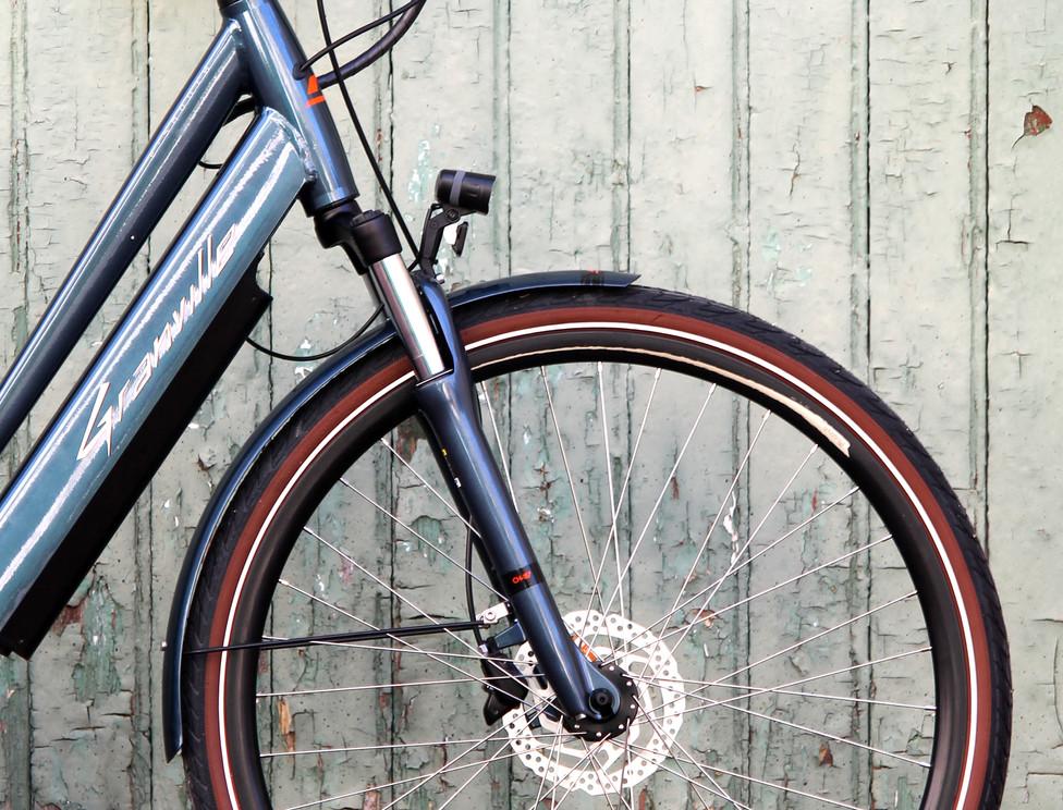 E-Smooth 20 Petrol Blue