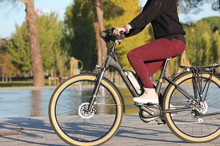Vélo à assistance électrique Granville E-Urban