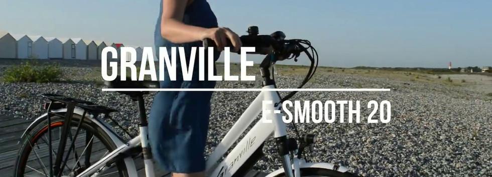 Vélo à assistance électrique Granville E-Smooth 20